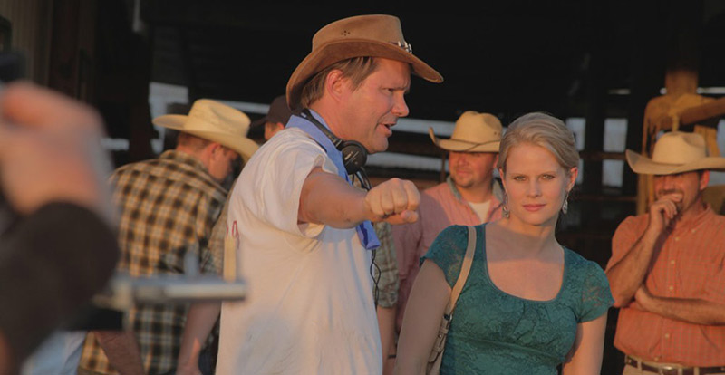Will Wallace and Joelle Carter